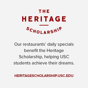 Heritage Scholarship