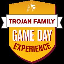 trojan family game day